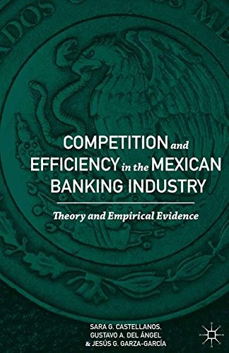 9781349556779: Competition and Efficiency in the Mexican Banking Industry: Theory and Empirical Evidence