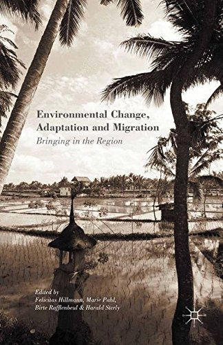 9781349559794: Environmental Change, Adaptation and Migration: Bringing in the Region
