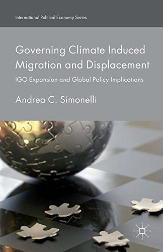 9781349562251: Governing Climate Induced Migration and (International Political Economy)