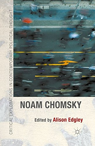 9781349567782: Noam Chomsky (Critical Explorations in Contemporary Political Thought)