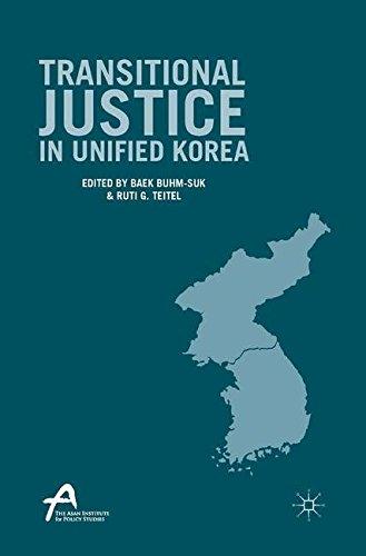 9781349579402: Transitional Justice in Unified Korea (Asan-Palgrave Macmillan Series)