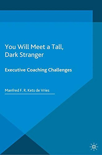 9781349581337: You Will Meet a Tall, Dark Stranger: Executive Coaching Challenges (INSEAD Business Press)