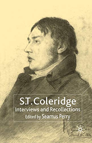 9781349647248: S.T. Coleridge: Interviews and Recollections
