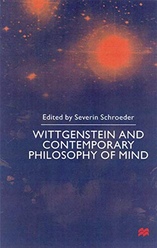 9781349661374: Wittgenstein and Contemporary Philosophy of Mind