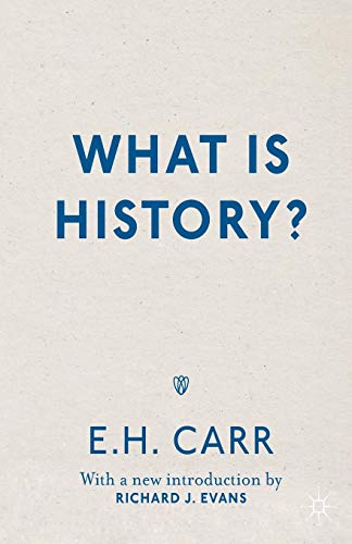 9781349665518: What is History?: With a new introduction by Richard J. Evans