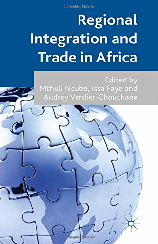 9781349690312: Regional Integration and Trade in Africa