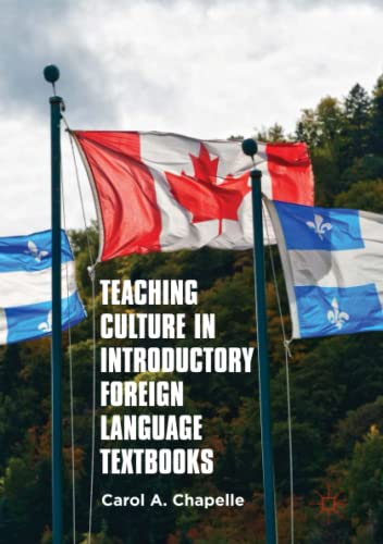 9781349697670: Teaching Culture in Introductory Foreign Language Textbooks