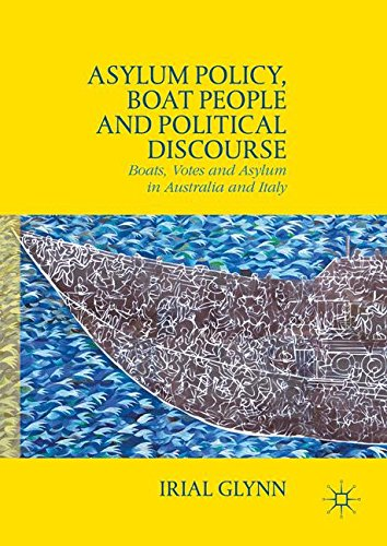 9781349703968: Asylum Policy, Boat People and Political Discourse: Boats, Votes and Asylum in Australia and Italy