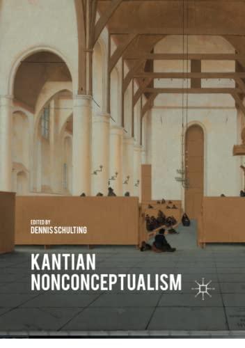 9781349710225: Kantian Nonconceptualism