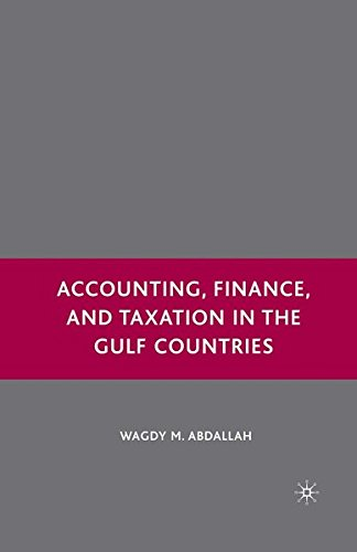 9781349738298: Accounting, Finance, and Taxation in the Gulf Countries