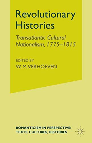 Revolutionary Histories (Paperback)