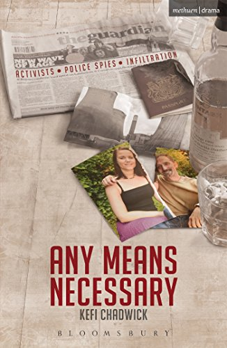 Any Means Necessary (Modern Plays): Kefi Chadwick