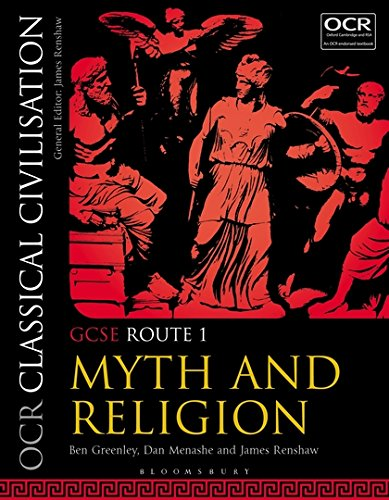 9781350014879: OCR Classical Civilisation GCSE Route 1: Myth and Religion