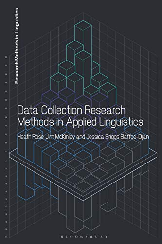 9781350025844: Data Collection Research Methods in Applied Linguistics (Research Methods in Linguistics)