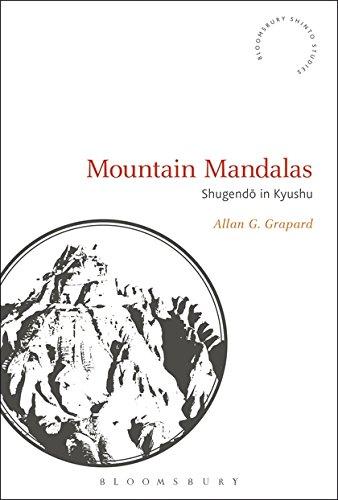 Mountain Mandalas: Shugendo in Kyushu (Paperback): Allan G. Grapard