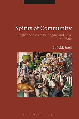 9781350056169: Spirits of Community