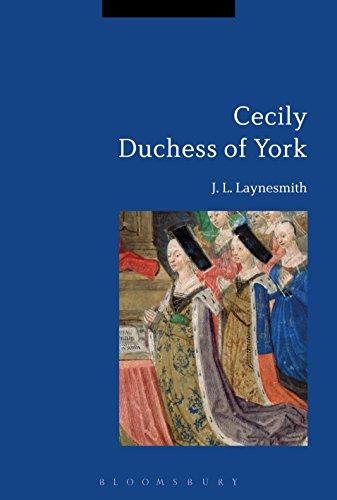 9781350098787: Cecily Duchess of York