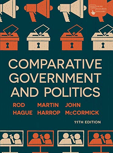 9781352005059: Comparative Government and Politics: An Introduction