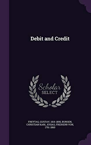 9781354279137: Debit and Credit