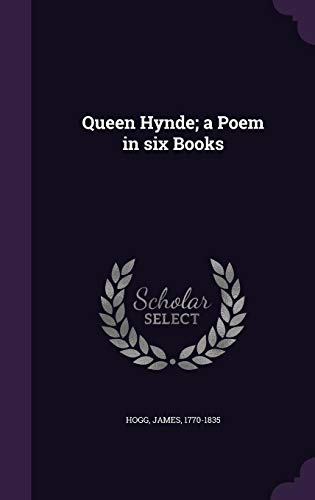 9781354348772: Queen Hynde; a Poem in six Books