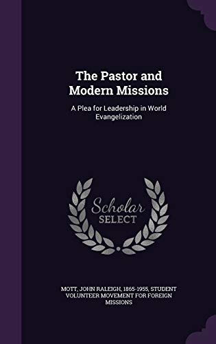 9781354399477: The Pastor and Modern Missions: A Plea for Leadership in World Evangelization