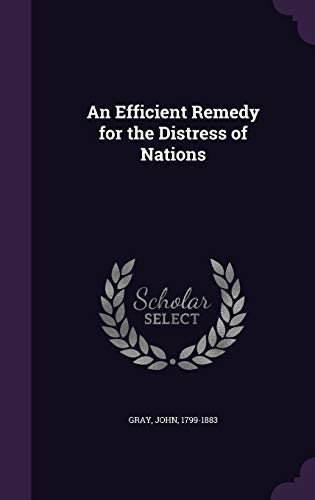 9781354686409: An Efficient Remedy for the Distress of Nations