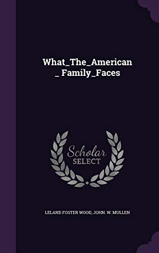 9781354716403: What_the_american _ Family_faces