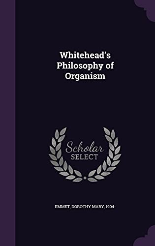 9781354717646: Whitehead's Philosophy of Organism