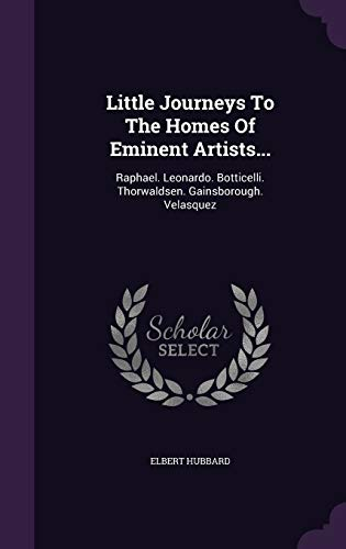 Little Journeys to the Homes of Eminent