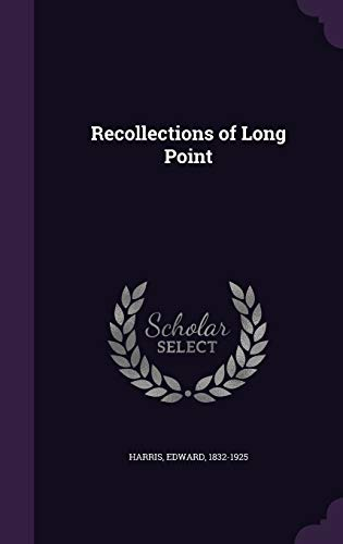 9781354997383: Recollections of Long Point