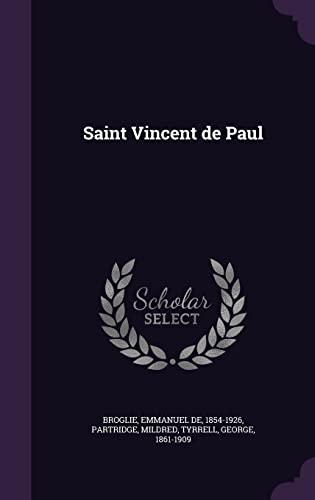 9781355007203: Saint Vincent de Paul