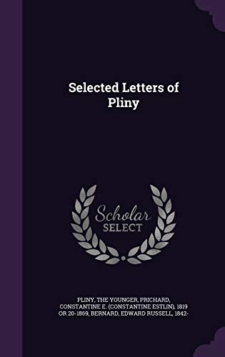 9781355023432: Selected Letters of Pliny