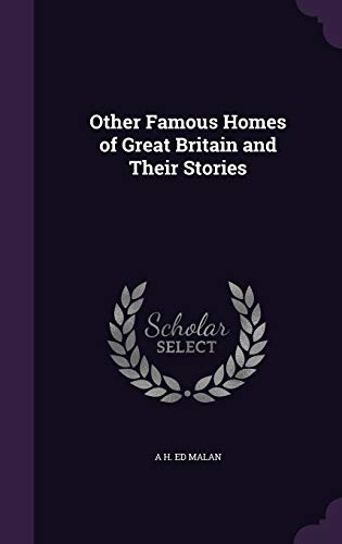 9781355199342: Other Famous Homes of Great Britain and Their Stories