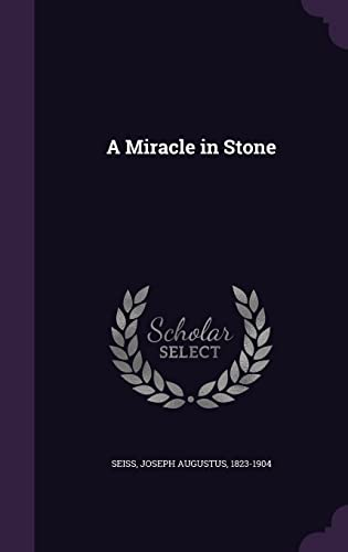 9781355560142: A Miracle in Stone