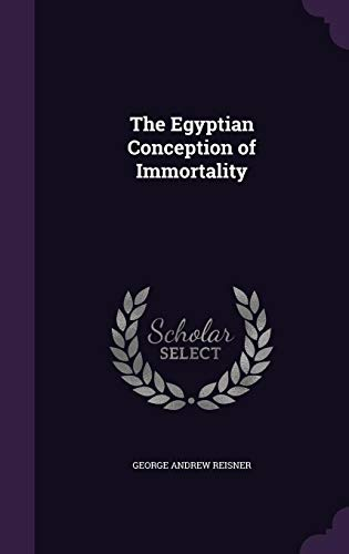 9781355874461: The Egyptian Conception of Immortality