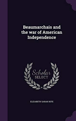 9781355911708: Beaumarchais and the War of American Independence