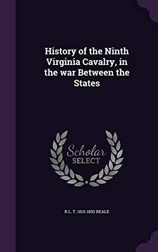 9781355916628: History of the Ninth Virginia Cavalry, in the War Between the States