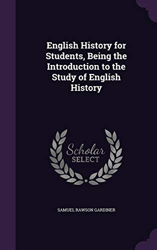 9781355945505: English History for Students, Being the Introduction to the Study of English History