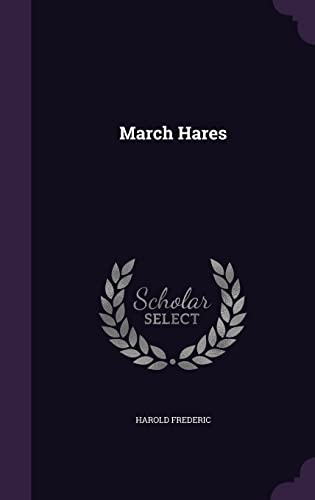 9781356075355: March Hares