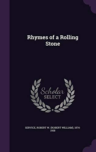 9781356153060: Rhymes of a Rolling Stone