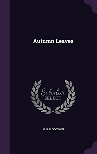 9781356262793: Autumn Leaves