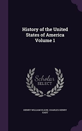 9781356284566: History of the United States of America Volume 1