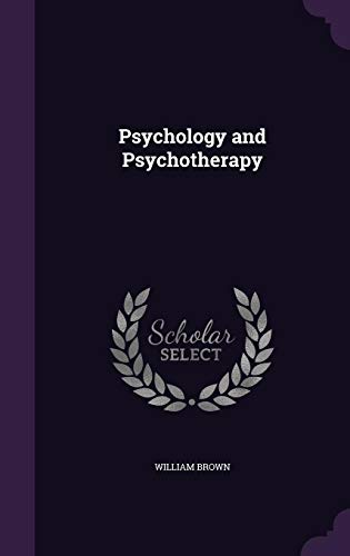 9781356354535: Psychology and Psychotherapy