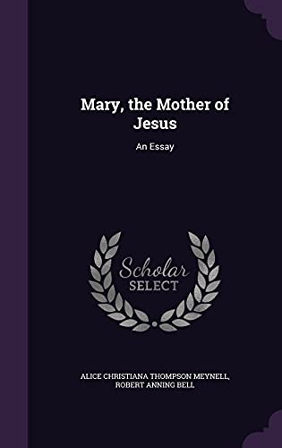mother mary essay 1 mary, the mother of god where it all begins introduction one tragedy resulting from the rupture between catholics and other christians has been the recent.