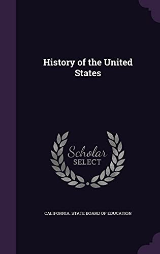 9781356473113: History of the United States