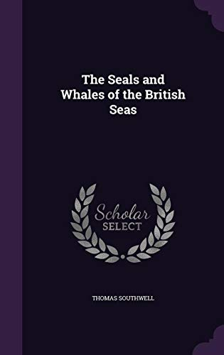 9781356485796: The Seals and Whales of the British Seas