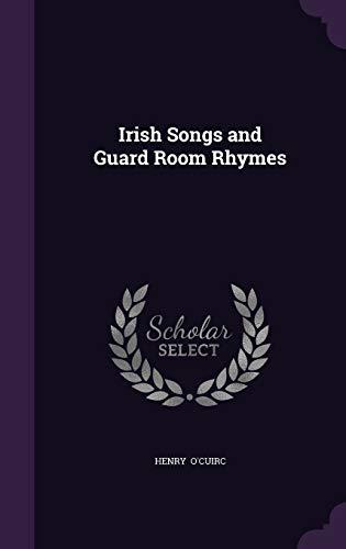 9781356499793: Irish Songs and Guard Room Rhymes