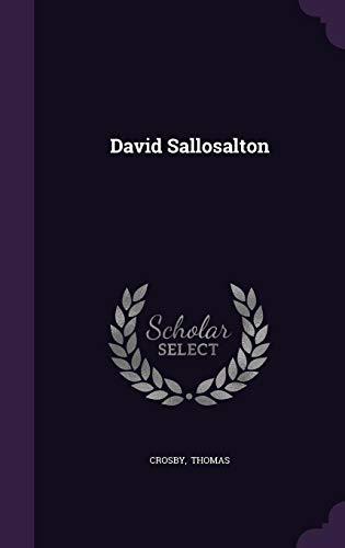 9781356539178: David Sallosalton
