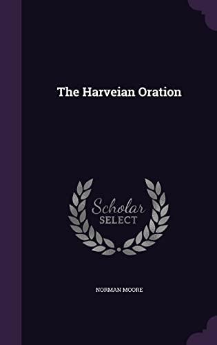 9781356704743: The Harveian Oration