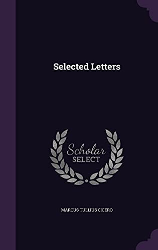 9781356950423: Selected Letters